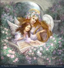 Melody of angels