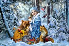 Snowmaiden