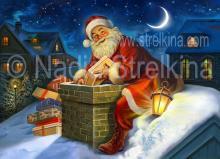 Lovely santa